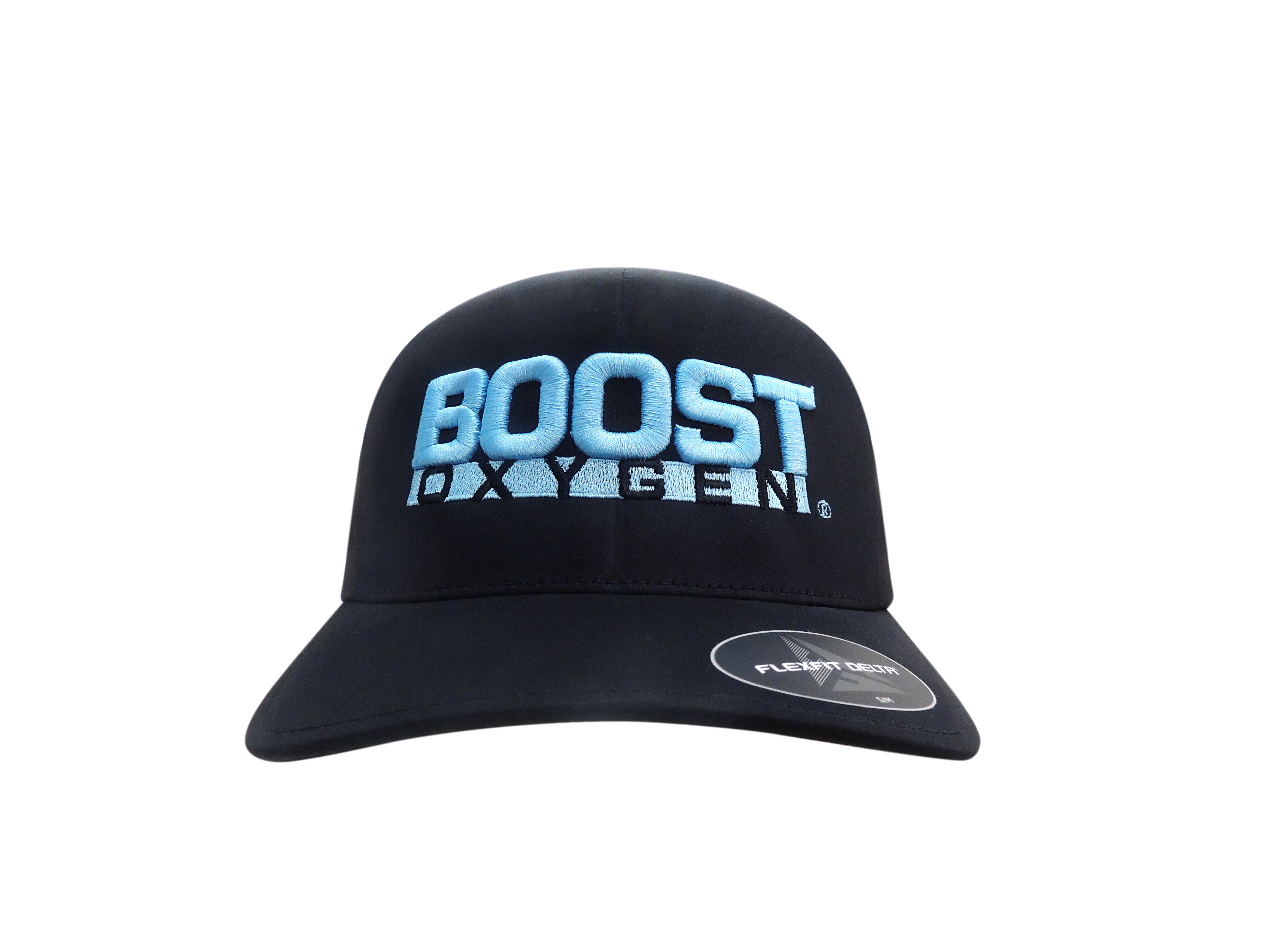 Boost Oxygen Cap - Black/Blue