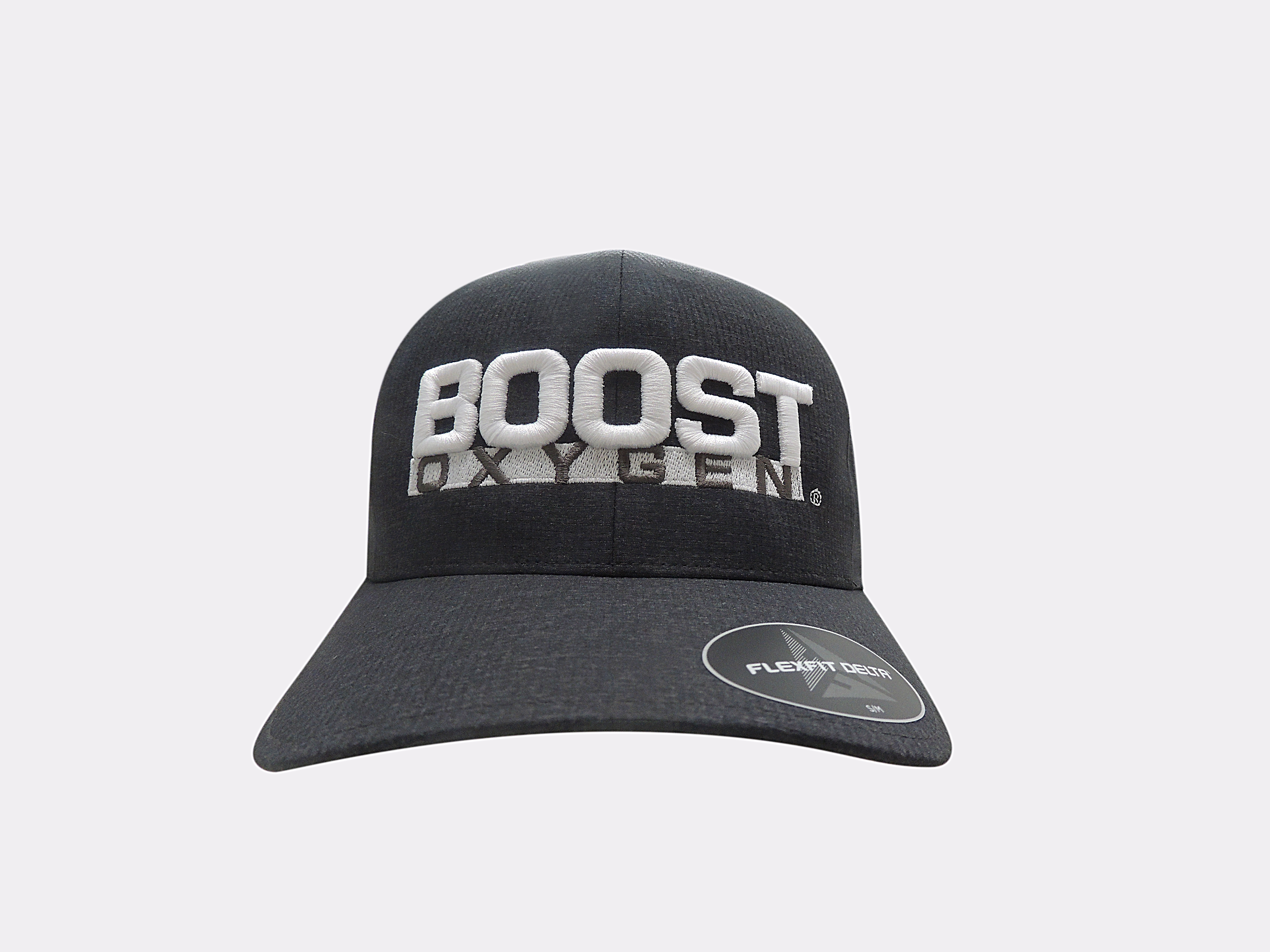 Boost Oxygen Cap - Grey/White