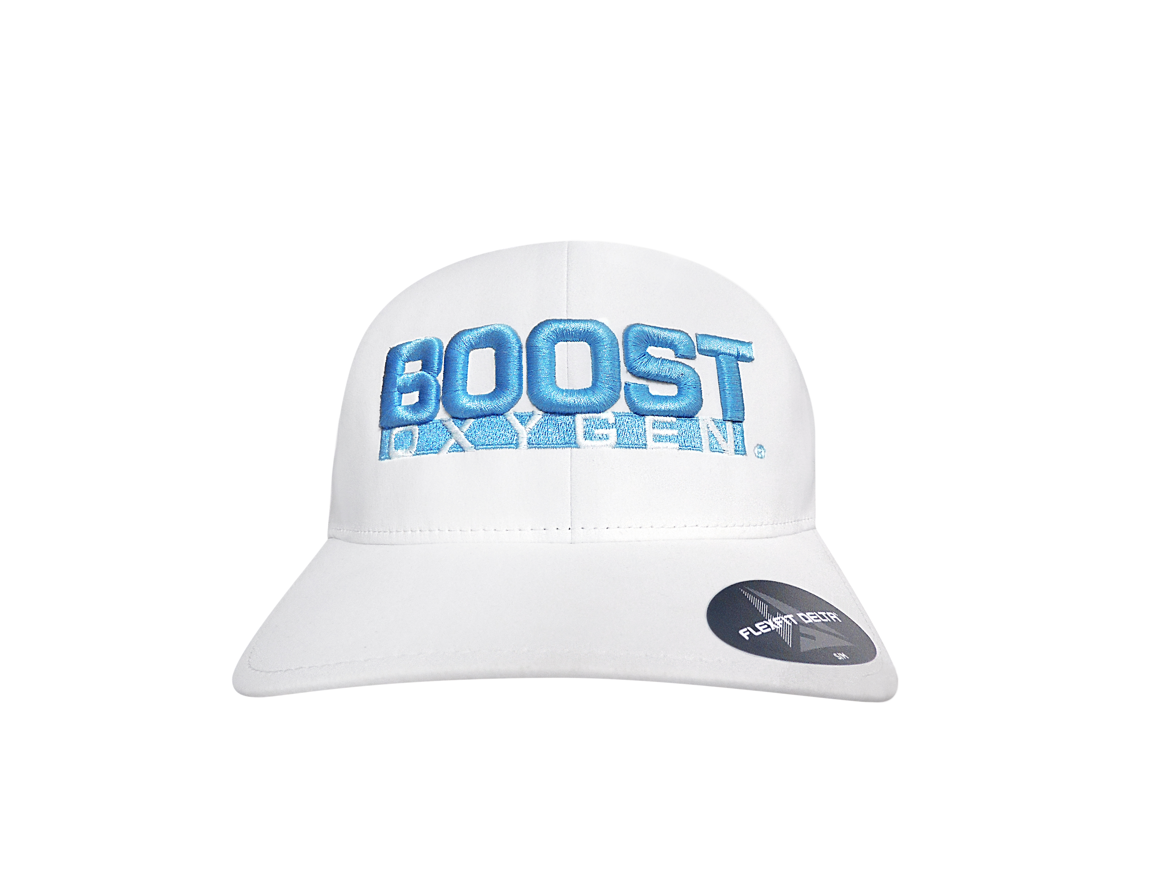 Boost Oxygen Cap - White/Blue